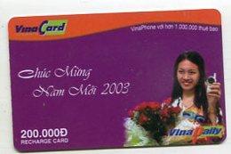 TK 07348 VIETNAM - Prepaid - Vietnam