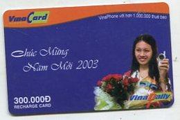 TK 07349 VIETNAM - Prepaid - Vietnam