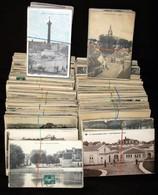 LOT 1200 CPA - Uniquement France, Toutes Régions, Quelques Belles Animations - Type Drouilles - Postcards