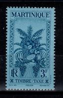 Martinique - Taxe YV 22 N** - Martinique (1886-1947)