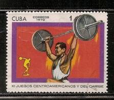 CUBA       OBLITERE - Non Classés