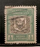 REPUBLIQUE DOMINICAINE    OBLITERE - Dominican Republic