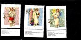 770127209 1999 SCOTT 1815 1816 1817  POSTFRIS  MINT NEVER HINGED EINWANDFREI  (XX) - CHRISTMAS ANGELS BOOKLET STAMPS - 1952-.... Règne D'Elizabeth II