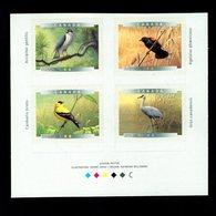 770128622 1999 SCOTT 1777A  POSTFRIS  MINT NEVER HINGED EINWANDFREI  (XX) - BIRDS CRANE GOLFINCH BLACKBIRD GOSHAWK - 1952-.... Règne D'Elizabeth II