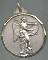 Sport, Tennis, Associazione Sportiva L. Orsini Roma, 1981 Campionati Europei Juniores, Mist. Dorata Gr. 14, Cm. 3,4. - Italia