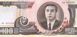 100 Won Nordkorea 1992 - Korea (Nord-)