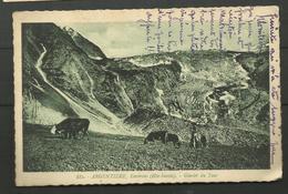 Argentière Glacier Du Tour - France