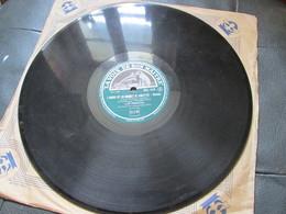 78 Tours  Louis Mariano - L Amour Est Un Bouquet De Violettes - Plus Loin - Sg 476 - 78 T - Disques Pour Gramophone