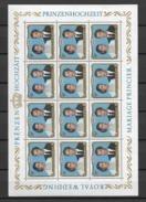 1981 MNH Luxemburg, Postfris** - Blocs & Feuillets