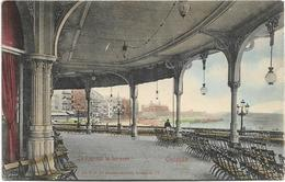 Oostende   *  Le Kursaal, La Terrasse (VG,17 - Coloré) - Oostende