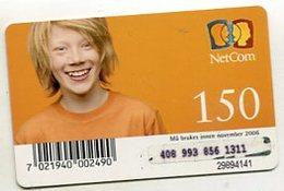 TK 07379 NORWAY - Prepaid - Norway