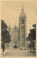CPA - Belgique - Brussels - Bruxelles - Etterbeek - Eglise St-Antoine - Etterbeek