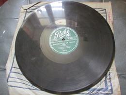 78 Tours  Lucienne Delyle - Mon Coeur Est Un Violon - Montagnes Bleues - Pg 851 - 78 T - Disques Pour Gramophone
