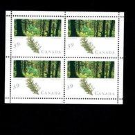 770131997 1990 SCOTT 1285A POSTFRIS  MINT NEVER HINGED EINWANDFREI  (XX) - CANADIAN FOREST  COAST - 1952-.... Règne D'Elizabeth II