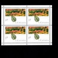 770132189 1990 SCOTT 1286A POSTFRIS  MINT NEVER HINGED EINWANDFREI  (XX) - CANADIAN FOREST  BOREAL - 1952-.... Règne D'Elizabeth II