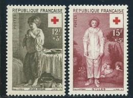 FRANCE: **, N°1089 Et 1090, TB - France