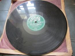 78 Tours John William - Si Toi Aussi Tu M Abandonnes - Du Haut Du Sacre Coeur - Pg649 - 78 T - Disques Pour Gramophone