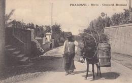 FRASCATI , Italy , 00-10s - Bivo - Costumi Romani & Donkey - Italy