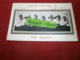 Thèmes > Spectacle > Artistes Appollo Theatre W. The Follies Glasgow - Artistes