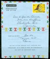 Aérogramme / Air Letter.  Ghana, Anc. : Gold Coast (0359) - Ghana (1957-...)