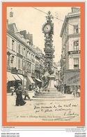 A283/343 80 - AMIENS Horloge Dewailly - Place Gambetta - Frankreich