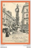A283/343 80 - AMIENS Horloge Dewailly - Place Gambetta - France