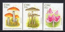 Ireland 2008 Fungi Set Of 3, MNH, SG 1910/2 - Ungebraucht