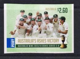 Australia 2014 Cricket Ashes Victory $2.60 International Self-adhesive MNH - Ongebruikt