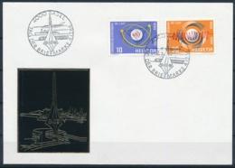 1966 TAG DER BRIEFMARKE  - BASEL - Lettres & Documents