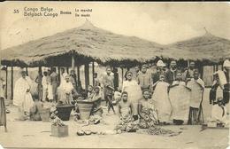 ( CONGO BELGE )( BOMA )( MARCHE )( PHILATELIE )( ENTIER POSTAL ) - Belgian Congo - Other