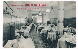 ES-2255   VITORIA : Restaurant Meson Nacional - Álava (Vitoria)