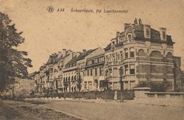 CPA - Belgique - Brussels - Bruxelles - Schaerbeek - Boulevard Lambermont - Schaarbeek - Schaerbeek