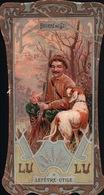 CHROMOS BISCUITS LU , Grand Prix PARIS 1900 - Lu