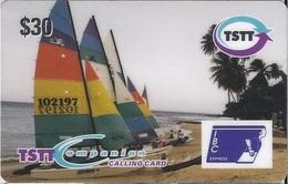 TRINIDAD & TOBAGO - WIND SAILS - D/008 - Trinité & Tobago