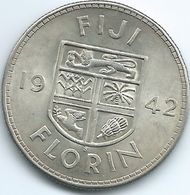 Fiji - George VI - 1942 - Florin - KM13a - Figi