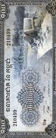 Cambodge 100 Riels 1956/72 AU/UNC - Cambogia