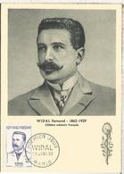 FRANCIA 1958 WIDAL MEDICINA MEDICINE SALUD - Enfermedades