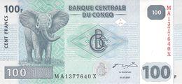 100 Cent Franca Congo 2007 - Kongo