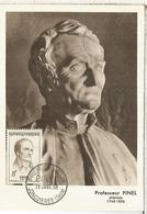 FRANCIA 1958 JONQUIERES TARN PHILIPPE PINEL MEDICINA SALUD MENTAL HEALTH - Medicina