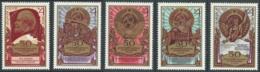 1972 RUSSIA UNIONE DELLE REPUBBLICHE SOCIALISTE SOVIETICHE MNH ** - UR22-8 - 1923-1991 URSS