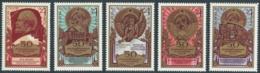 1972 RUSSIA UNIONE DELLE REPUBBLICHE SOCIALISTE SOVIETICHE MNH ** - UR22-9 - 1923-1991 URSS