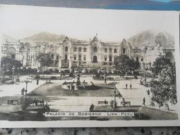 Peru Palacio Gobierno 1953 - Peru