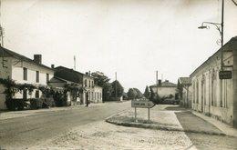 CACHET MARCOPHILIE VOIR DOS ! LA HOUSE CANEJAN 1953 COMMERCES ROUTE BAYONNE BIARRITZ THEMES TIMBRES FRANCE - France
