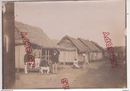 Au Plus Rapide Madagascar Présence Française Vers 1903 Militaria Militaire - Africa