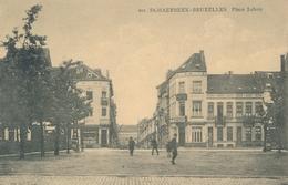 CPA - Belgique - Brussels - Bruxelles - Schaerbeek - Place Lehon - Schaarbeek - Schaerbeek