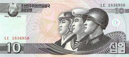 10 Won Nordkorea 1992 - Korea, North