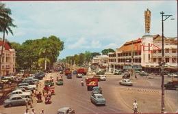Indonesie Indonesia Jakarta Djakarta Prpatan Modjopait Car Voiture Oldtimer - Indonesië