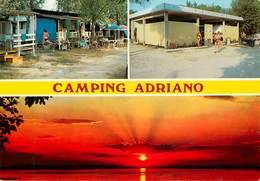 Italie - Italy - Emilia Romagna - Punta Marina Di Ravenna - Camping Adriano - Lido Adriano - Semi Moderne Grand Format - Ravenna