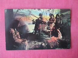 Pocahontas Saves The Life Of Captain John Smith -->   Ref 3364 - Native Americans