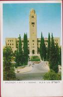 Israel Jerusalem YMCA Building - Israel